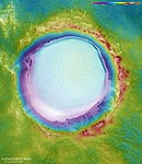 Topography of Korolev crater.jpg