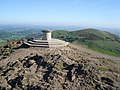 Toposcope on the summit of the Worcester Beacon - geograph.org.uk - 446910.jpg