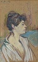 Toulouse-Lautrec - MARCELLE, 1894, MTL.171.jpg
