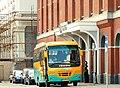 Tourist coach, Belfast - geograph.org.uk - 1385620.jpg