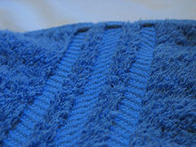 Towel blue decorativepattern closeup.jpg