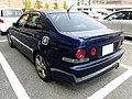 Toyota ALTEZZA AS200 (GXE10) rear.JPG