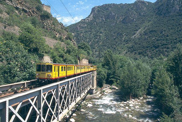 Petit Train Jaune de Cerdagne