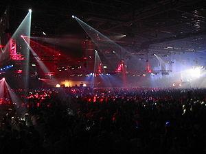 Trance music - Trance Energy Festival in Utrecht, Netherlands