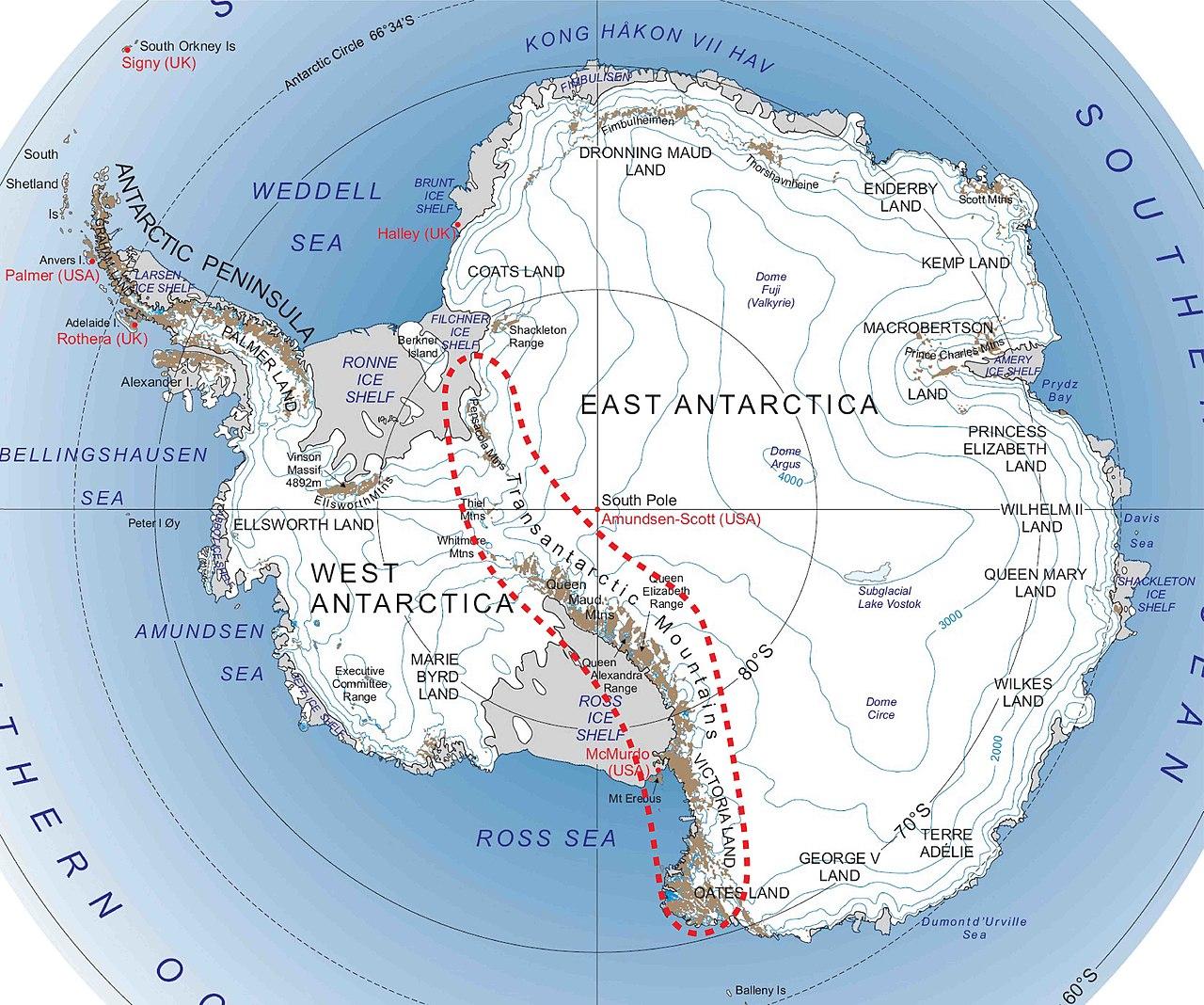 Transantarctic mountains highlighted.jpg