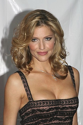 Tricia Helfer - Helfer at the Scream Awards in 2007