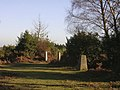 Trig point on Hart Hill, New Forest - geograph.org.uk - 93023.jpg