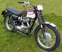 Triumph Bonneville T120 Wikipedia