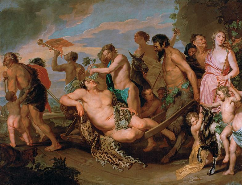 File:Triumph of Bacchus, by Michaelina Woutiers.jpg