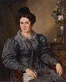 Tropinin. Portrait of V.A.Meshkova (1832).jpg