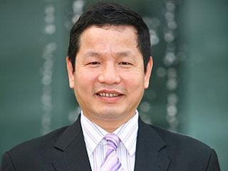 Trương Gia Bình Vietnamese businessman