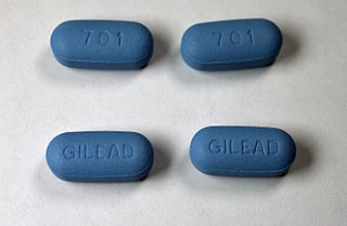 Pre-exposure prophylaxis HIV prevention strategy using preventative medication for HIV-negative individuals