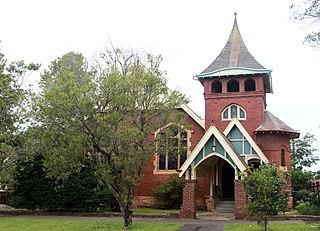 Tryon Road Uniting Church Church in New South Wales, Australia