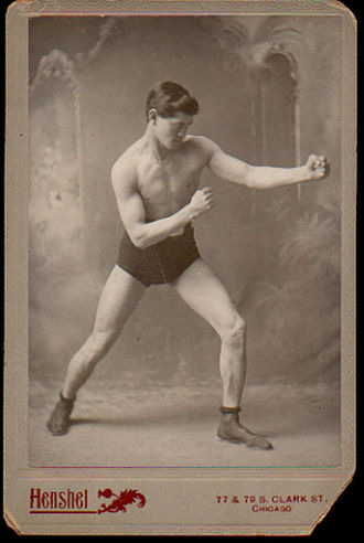 Salutat - A postcard of Billy Smith, circa 1900