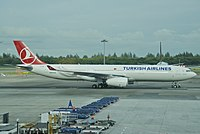 TC-JNO - A333 - Turkish Airlines