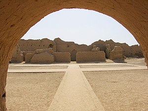 Turpan Depression - Ruins of Gaochang