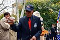 Tuskegee Airman attends New York Veterans Day Parade 151111-A-BD830-003.jpg