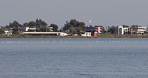 Lake Tuzla - A part of the lake