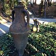 Two amphoras in the garden of Yalta Hotel Complex.jpg