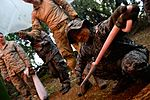 US, Japanese Airmen conduct survival training during Cope North 16 160216-F-CH060-174.jpg