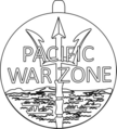 USA Merchant Marine Pacific War Zone Medal obverse.png