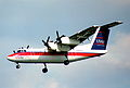 USAir Express DHC-7-102 Dash 7; N900HA@DCA;19.07.1995 (6083491813).jpg