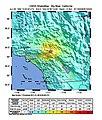 USGS Shakemap - 1992 Big Bear earthquake.jpg
