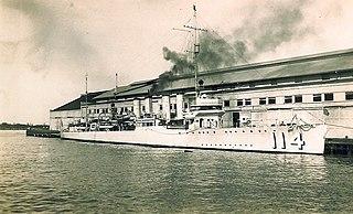 USS <i>Talbot</i> (DD-114) WWII US destroyer