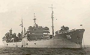 USS Saugatuck