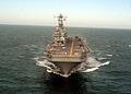 US Navy 050202-N-0733P-144 The amphibious assault ship USS Nassau (LHA 4) underway off the coast of North Carolina.jpg