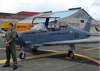 ENAER T-35 Pillán - An ENAER T-35 Pillán of the Panamanian Air Force