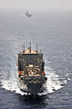 US Navy 110620-N-ZS026-104 The Military Sealift Command dry cargo and ammunition ship USNS Alan Shepard (T-AKE 3).jpg