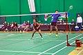 US Senior International Badminton Tourney (Miami) - XD 35 - Andy & Hellena def David & Evi 11 & 13 (16462144988).jpg
