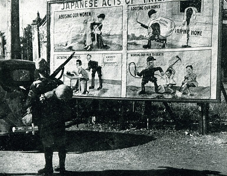 File:US propaganda and Japanese soldier.jpg