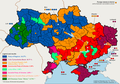 Ukrainian parliamentary election, 2007 (third place results).PNG