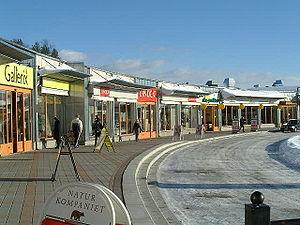 Strömpilen - Strömpilen in March 2000