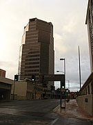 UniSource Energy Tower, from intersection.jpg