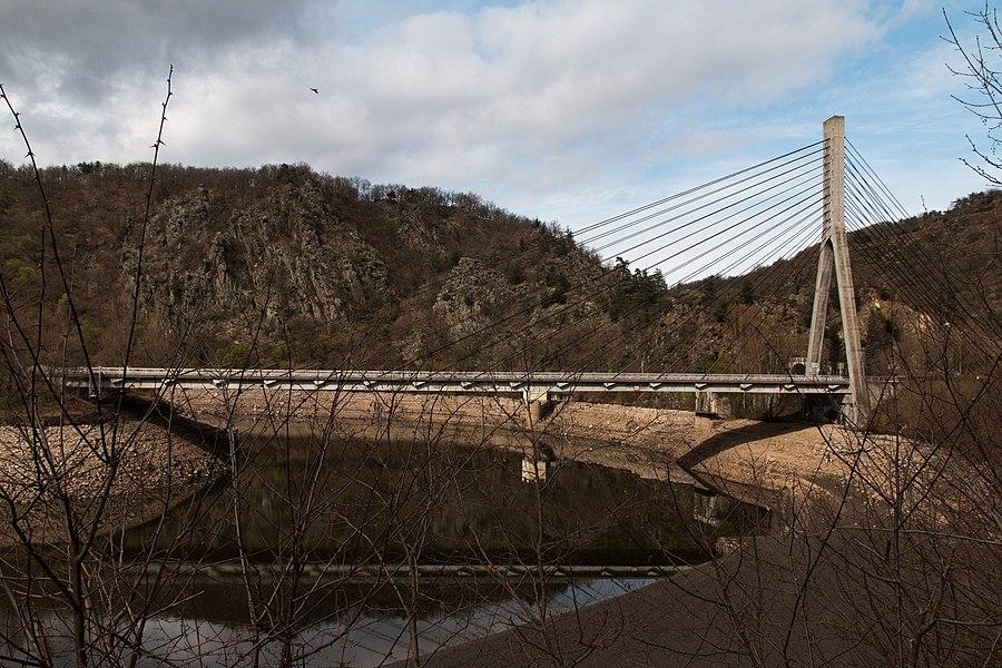Bridge of the bicentenary of the Revolution.