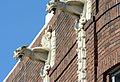 Union Banking Company Bldg, two gargoyles, Douglas, GA, US.jpg