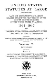 United States Statutes at Large Volume 55 Part 2.djvu