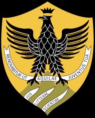 University of L'Aquila - Logo of the University of L'Aquila