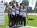 Universidad Católica campeón del Metropolitano Menor 2014.JPG