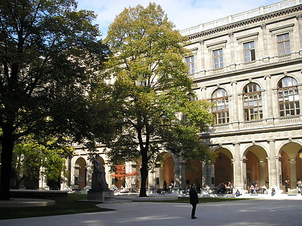 The University of Vienna's main building University Vienna Oct. 2006 002.jpg