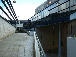 Penryn Campus - Tremough Campus, 2005