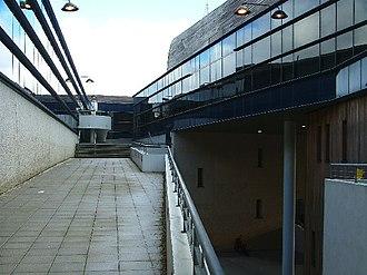 Penryn Campus - Tremough Campus, 2005
