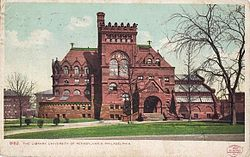 University of Pennsylvania Library 1904 Detroit Publishing Co.jpg
