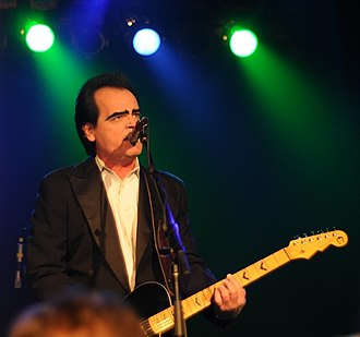 Unknown Hinson - Unknown Hinson performing in 2010