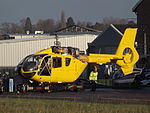 Unkown Eurocopter EC135 Helicopter (22987860693).jpg
