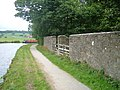 Unloading bays by canal - geograph.org.uk - 222625.jpg