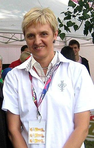 Urszula Kielan - Kielan in 2011